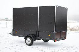 Фургон фанерный ФФ1-325 Mustang