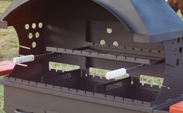 Подъемная рамка для шампуров ПР-1