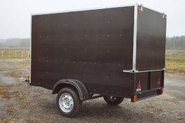 Фургон фанерный ФФ1-255 Mustang