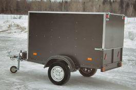 Фургон фанерный ФФ1-203 Mustang